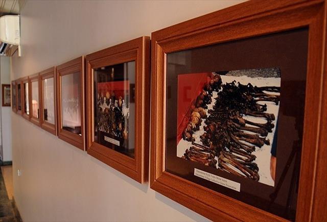 Ermeni katliamının izleri bu müzede sergileniyor