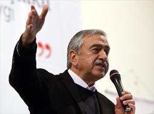 KKTC'nin yeni Cumhurbaşkanı Mustafa Akıncı