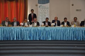 Arınç, AK Parti il toplantısına katıldı