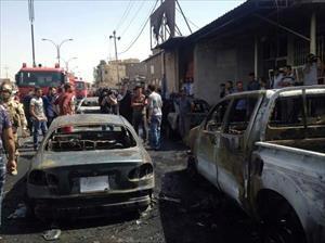 Suriye'de intihar saldırısı : 1 ölü , 2 yaralı