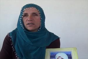 13 yıldır görmeyen gözleri için yardım bekliyor