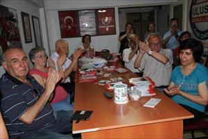DSP Balıkesir İl Başkanı Vatan Partisi'ne katıldı