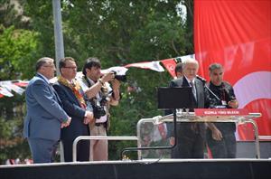 Bahçeli'nin hedefinde AK Parti vardı
