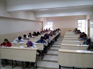 Uluslararası Öğrenci Giriş Sınavı 21 ülkede yapıldı