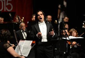 Çek soprano ve Türk tenorden muhteşem konser