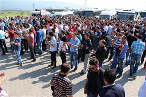 Bolu'dan Ford işçilerine destek