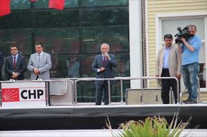 Kılıçdaroğlu, Çanakkaleli vatandaşlara hitap etti