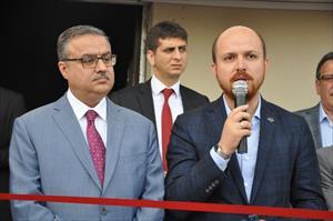 TÜGVA Şırnak Şubesi'nin açılışını yaptı