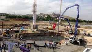 Gaziantep'te 50 bin konutluk projenin ilk etap temeli atıldı