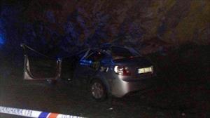 Bolu'da trafik kazası: 2 ölü, 4 yaralı