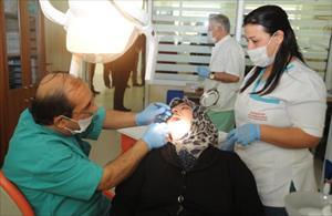 Gaziantep'te diş sağlığı merkezinin kapandığı yalanlandı