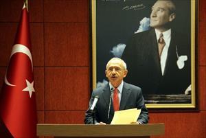 Kılıçdaroğlu: IŞİD'i savunmadık