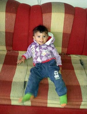 2 yaşındaki Adem'in babası H.A.; 'Çocuğumu öldüren kadına 'eşim' demeye utanıyorum