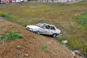 Sorgun'da kaza: 4 yaralı