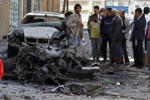 Şiilerin anma törenine saldırı: 30 yaralı