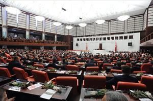 Meclis Başkanı seçimi başladı