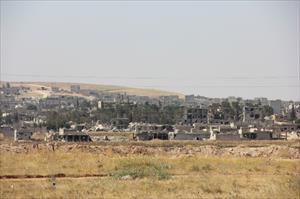 Kobani'de hayat normale döndü