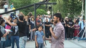 Mursi'ye verilen idam kararı, STK'lar tarafından protesto edildi