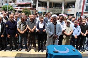 Doğu Türkistan'da ölenler için gıyabi cenaze namazı kılındı