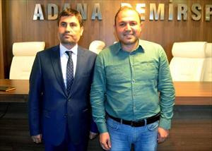 Adana Demirspor'un idari menajeri Ali Rıza Bağbudar oldu