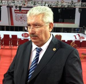 MHP'li Yalçın'dan cemaate ağır eleştiriler