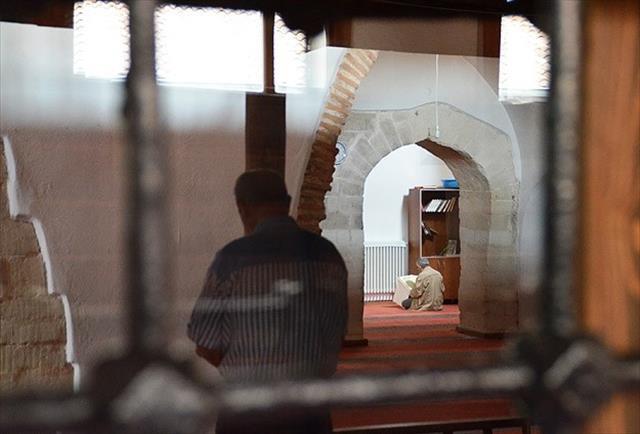 İtikaf için camiler hazır