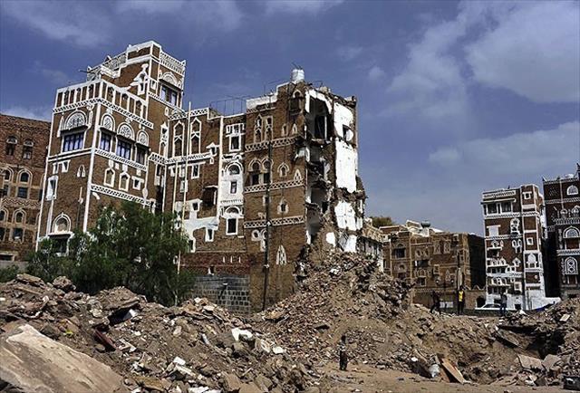 Yemen'deki tarihi miras yok oluyor