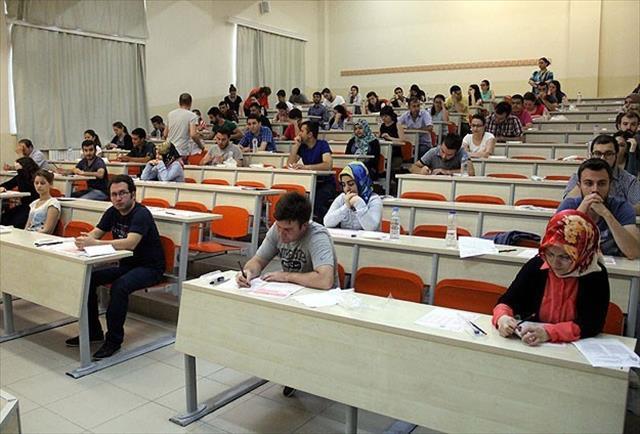 KPSS'nin ikinci gün oturumları sona erdi