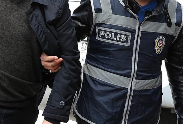'Tahşiyeciler' kumpas soruşturmasında 8 polise gözaltı