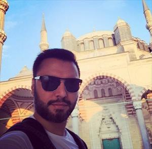 Selimiye Camii'ne hayran kaldı