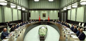 Erdoğan'ın başkanlığındaki dördüncü toplantı