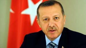 Erdoğan'dan şehit polisin ailesine başsağlığı