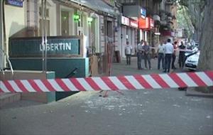 Odessa'da eşcinsel barına bombalı saldırı