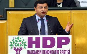 Demirtaş hakkında 'Kobani' soruşturması