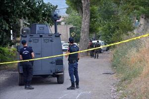 Two police officers killed in a gun attack in Turkey's south