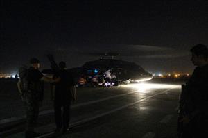 Zırhlı polis aracı takla attı: 2'si ağır 4 polis yaralı