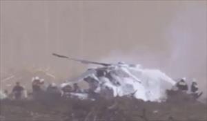 Askeri helikopter düştü: 1 pilot kayıp
