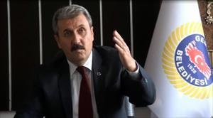 BBP Genel Başkanı Destici: Kandil imha edilmeli