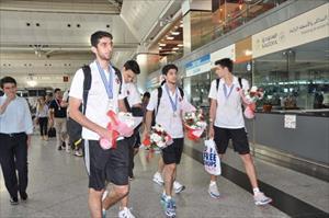Türkiye U18 Basketbol Milli Takımı, Avrupa Şampiyonası'ndan ikincilikle döndü