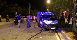 Alkollü sürücü dehşet saçtı: 7 yaralı