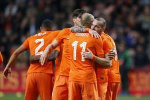 Sneijder de Van Persi de var
