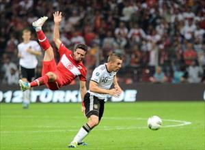 Podolski Alman Milli Takımı kadrosunda mı ?