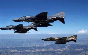 ABD bilgi veriyor, Türk jetleri bombalıyor