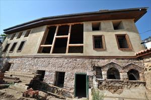 Somuncu Baba'nın evi ve fırını restore ediliyor
