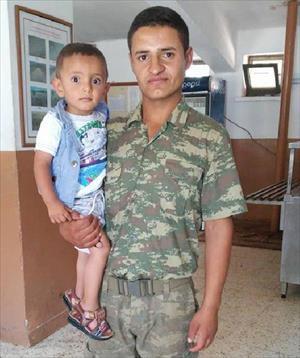 Suriye'den Kilis'e ateş açıldı: 2 asker yaralı (3)