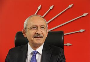CHP lideri Kılıçdaroğlu, Doğu Perinçek ile bir araya geldi