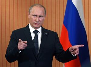 Putin'den 'uluslararası koalisyon' çağrısı