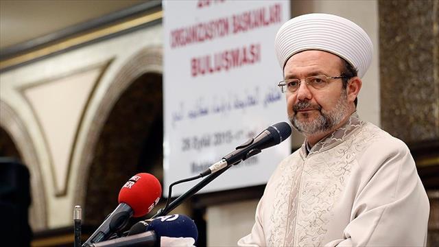 'Müslümanlar birbirine karşı merhamet seferberliği başlatmalı'