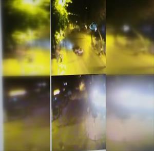 Kaza öncesi drift görüntüleri ortaya çıktı