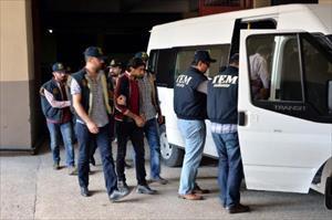Gaziantep'te 'IŞİD parası' operasyonu; 6 tutuklama